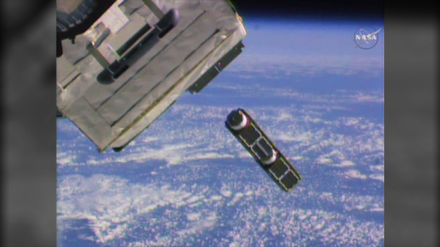 U.S. Cable Work, Russian Science and Cubesat Deployments Today