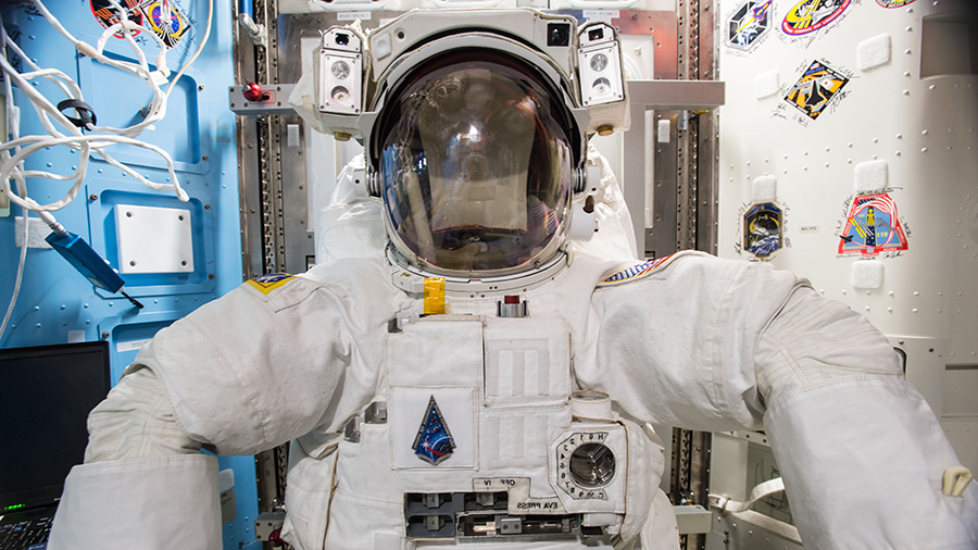 U.S. Spacesuit