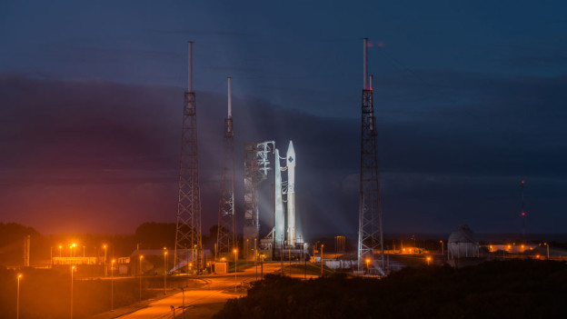 Favorable Weather for Cygnus Liftoff Today at 70% Chance