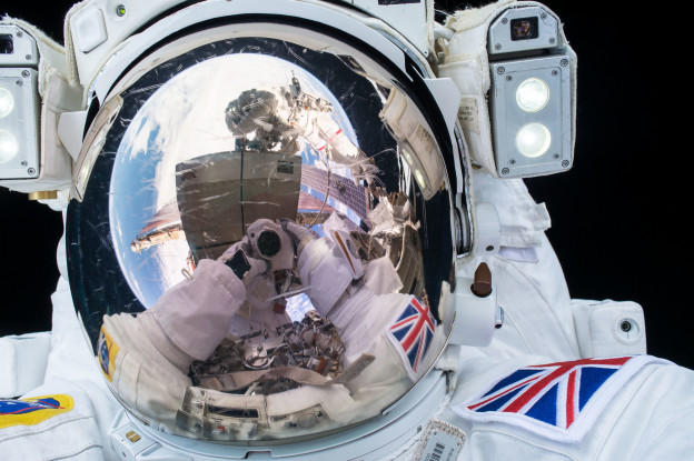 Spacewalk Ends Successfully But Early After Water Detected in Helmet