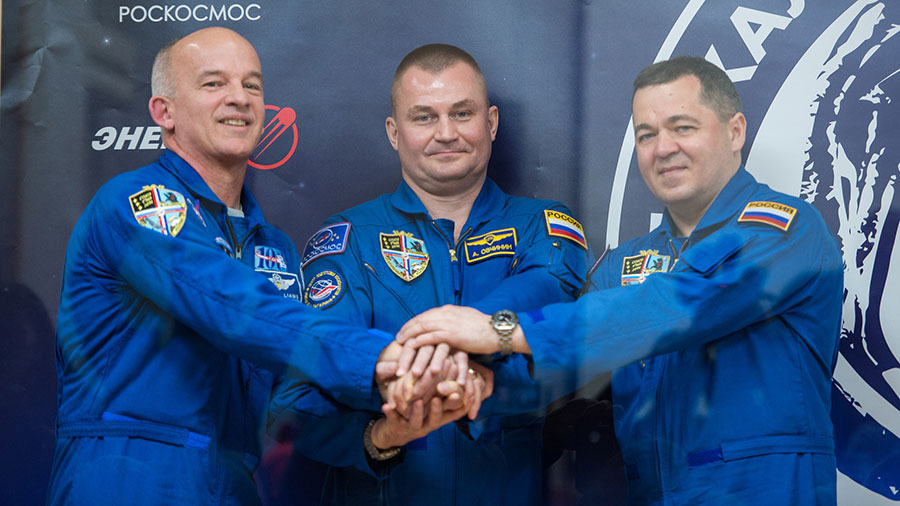Expedition 47-48 Crew Members