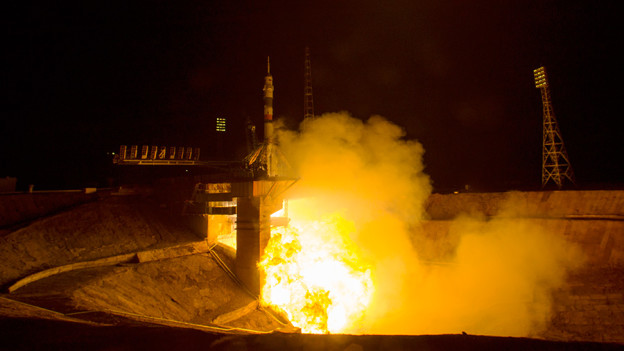 Soyuz Rocket Launches