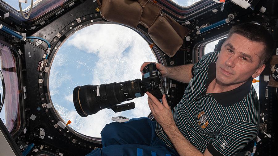 Cosmonaut Yuri Malenchenko
