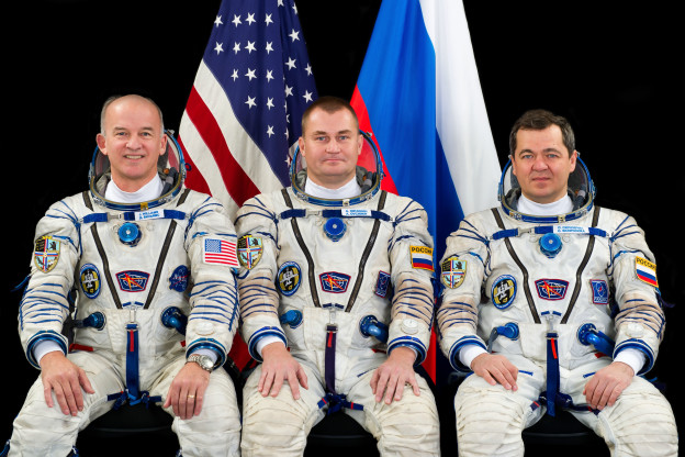 New Expedition 47 Crew Arrives at Station
