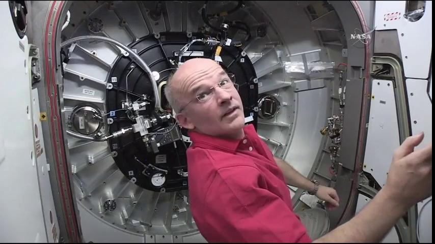 NASA Astronaut Jeff Williams