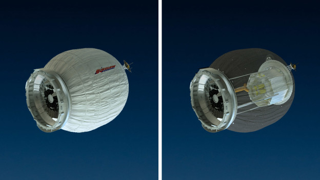 Station Gets Ready to Expand BEAM