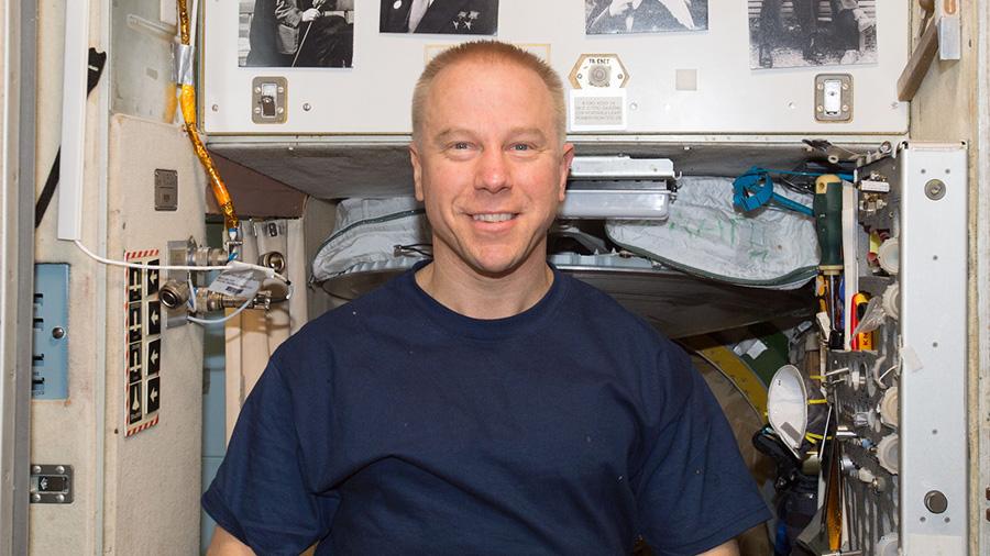 Commander Tim Kopra