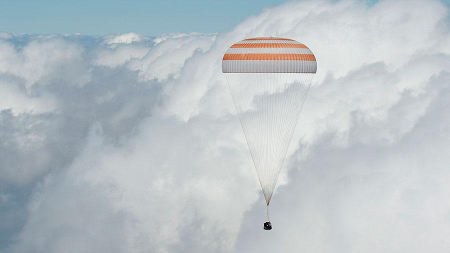 Soyuz TMA-19M Spacecraft