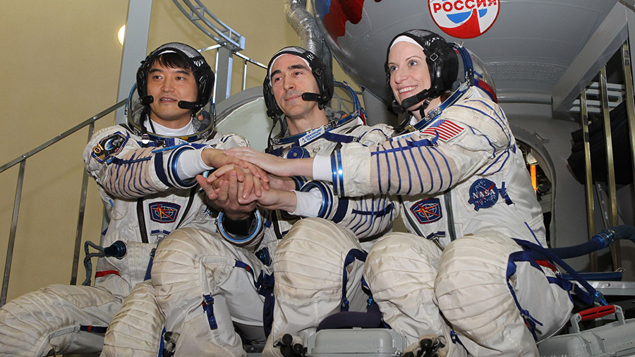 Expedition 48-49 Crew Members