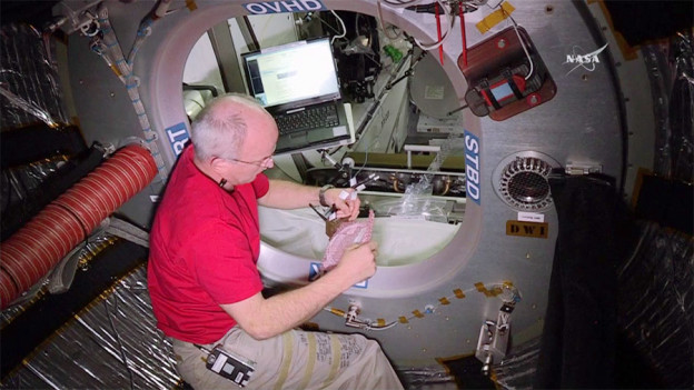 BEAM Sensors Installed as Station Prepares for Crew Swap