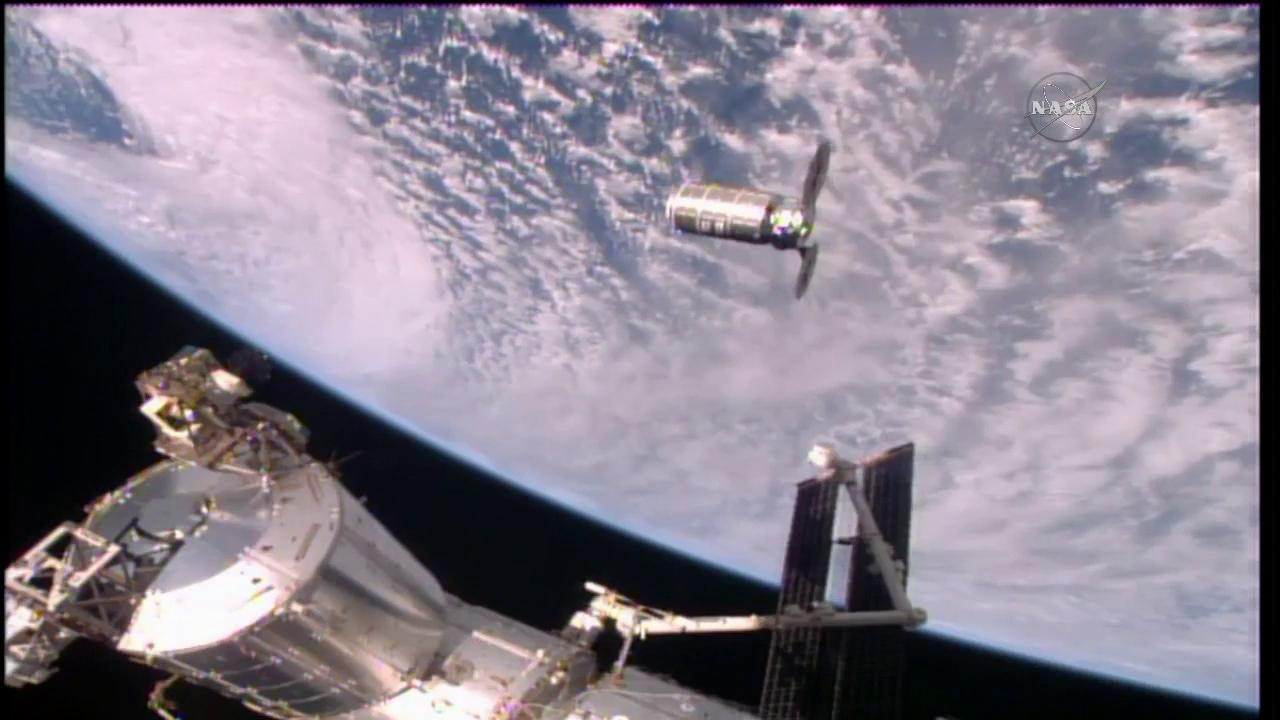 The Cygnus Resupply Ship