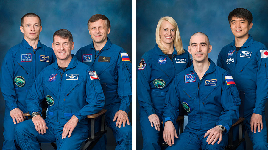 The Soyuz Crew Trios of Expedition 49