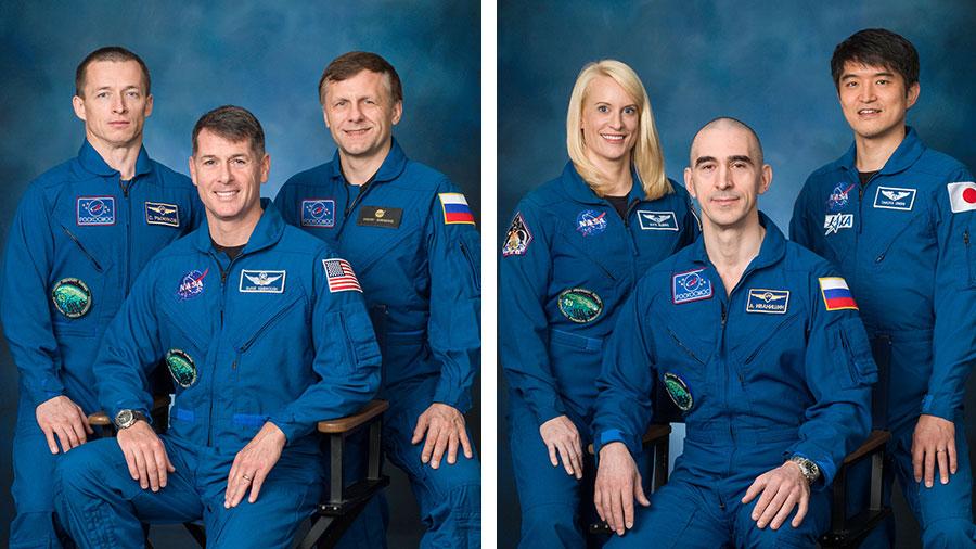 The Soyuz Crew Trios of Expedition 49