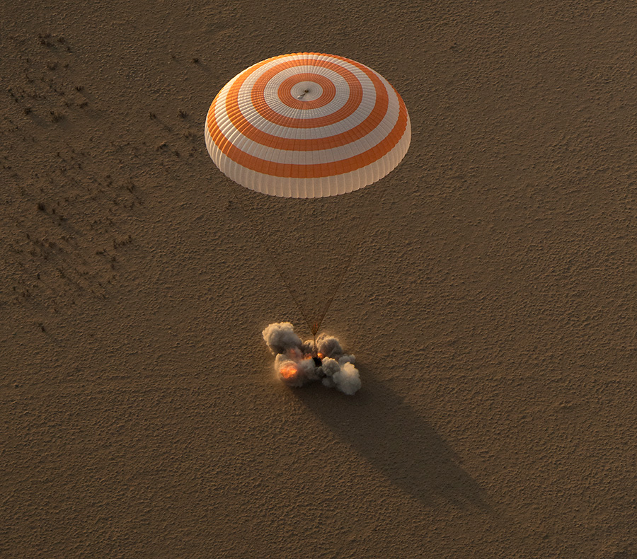 Expedition 52 Lands