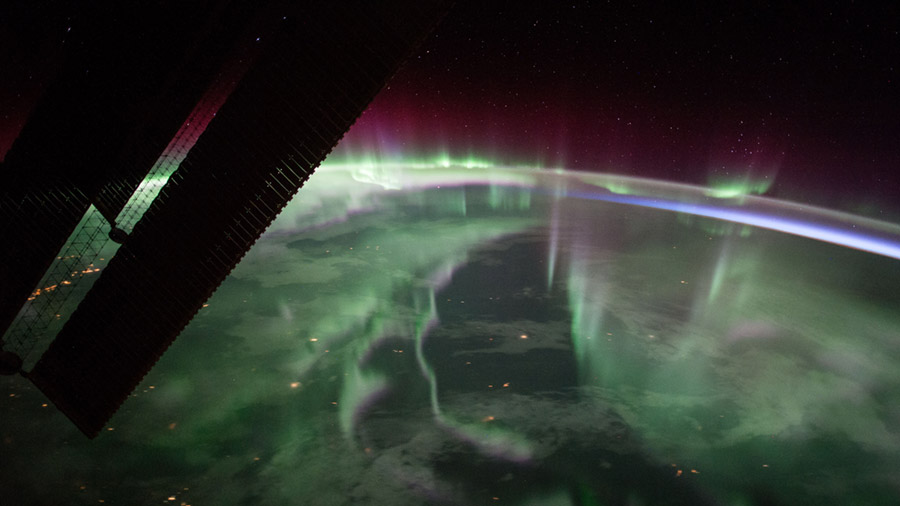"The Spectacular Aurora Borealis, or the ""Northern Lights"""