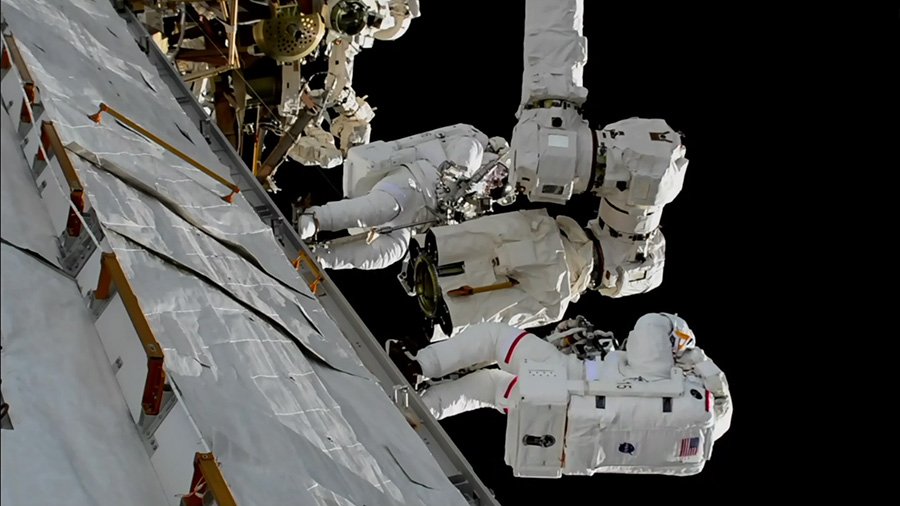 nasa iss robot new - photo #37