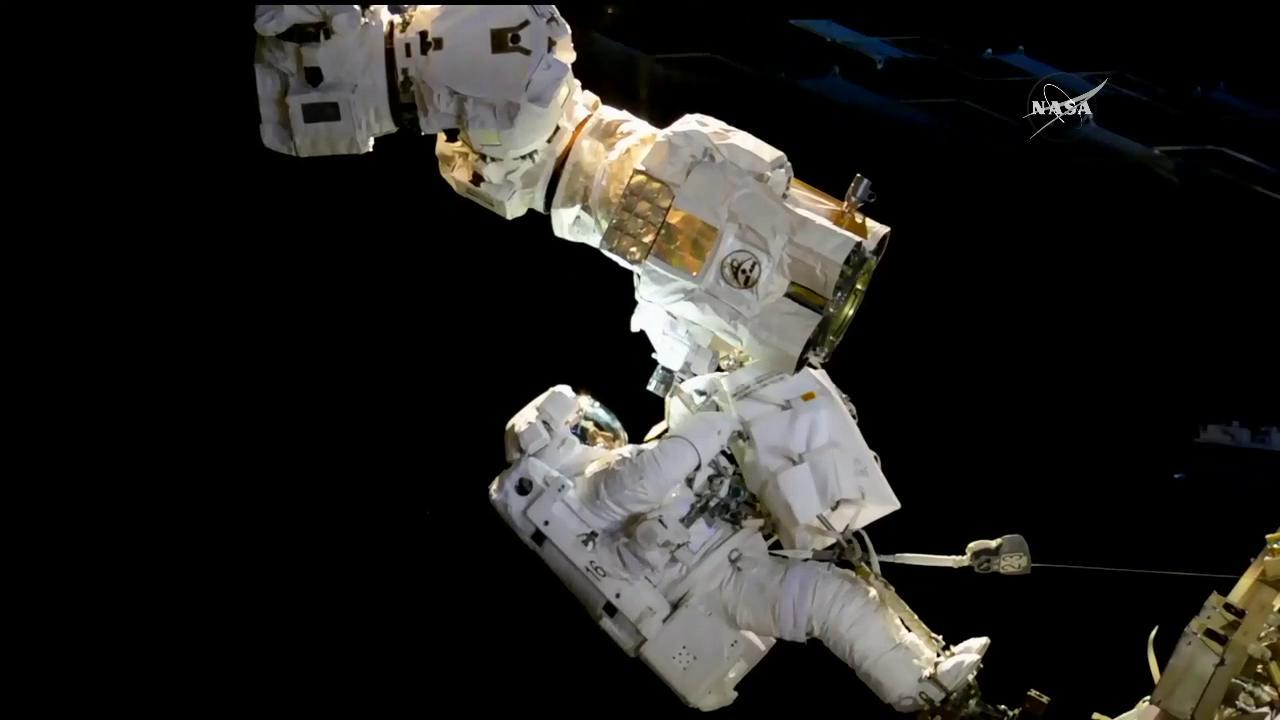 nasa space station robot - photo #18