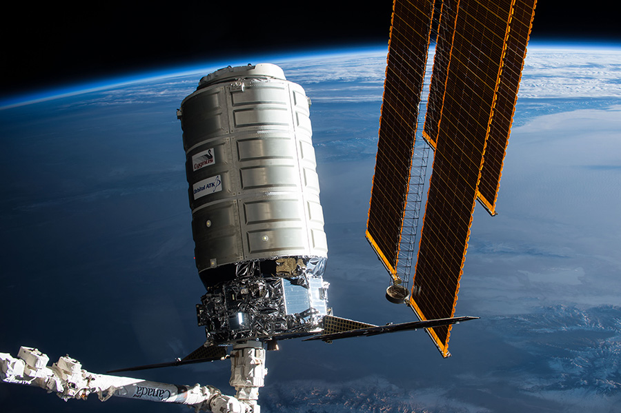 Orbital ATK Cygnus