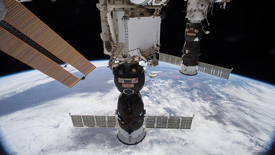 Soyuz and Progress spaceships