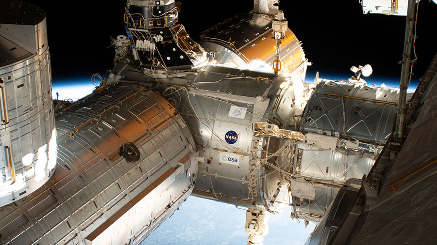Time Perception Studies, Free-Flying Robotics on Station Schedule – Space Station