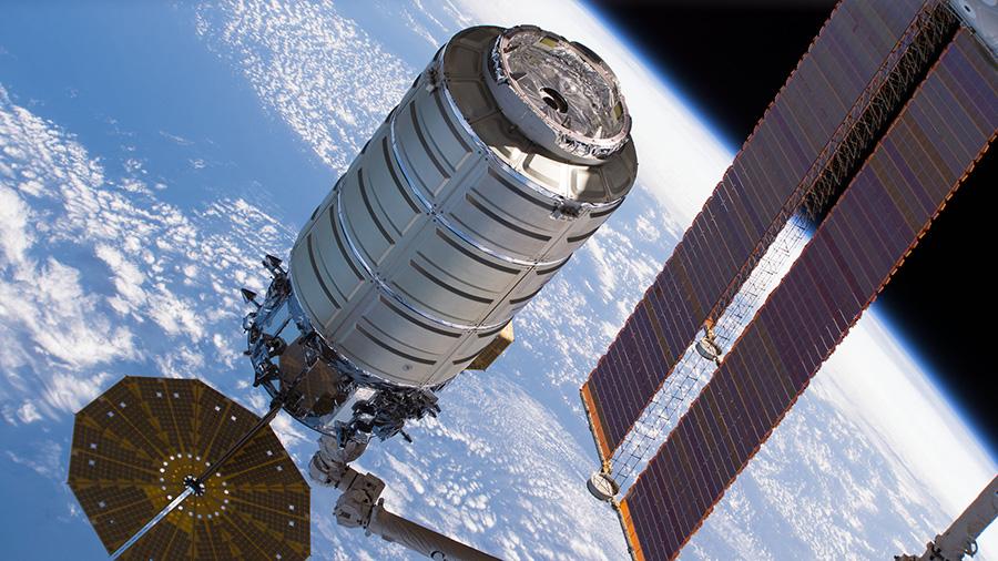 Northrop Grumman's Cygnus space freighter