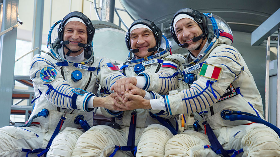 Expedition 60-61 Crewmembers