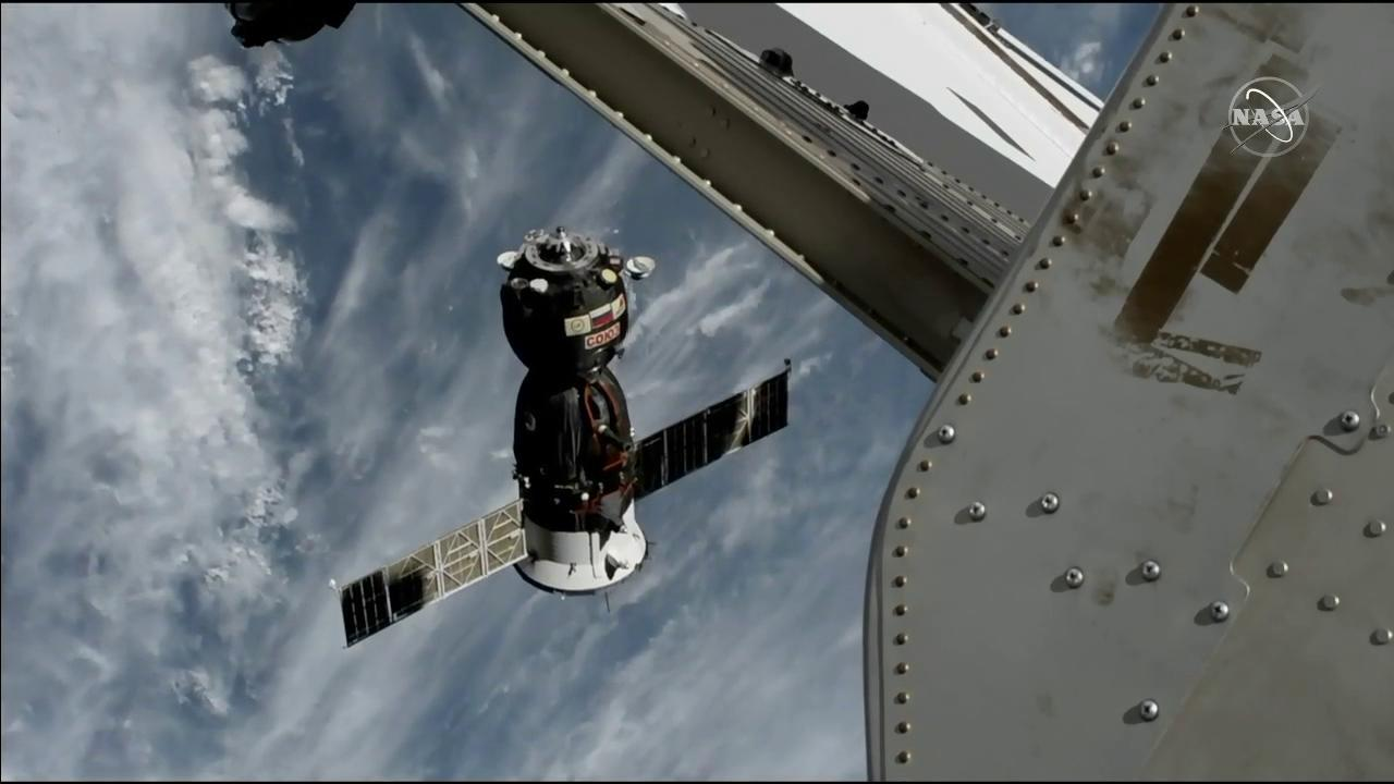 The Soyuz MS-11 Spacecraft