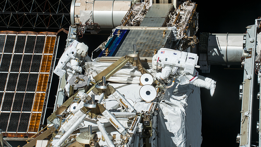 NASA TV Broadcasts Spacewalk on Sunday – Space Station