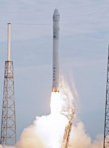 File photo: SpaceX-2 Launch