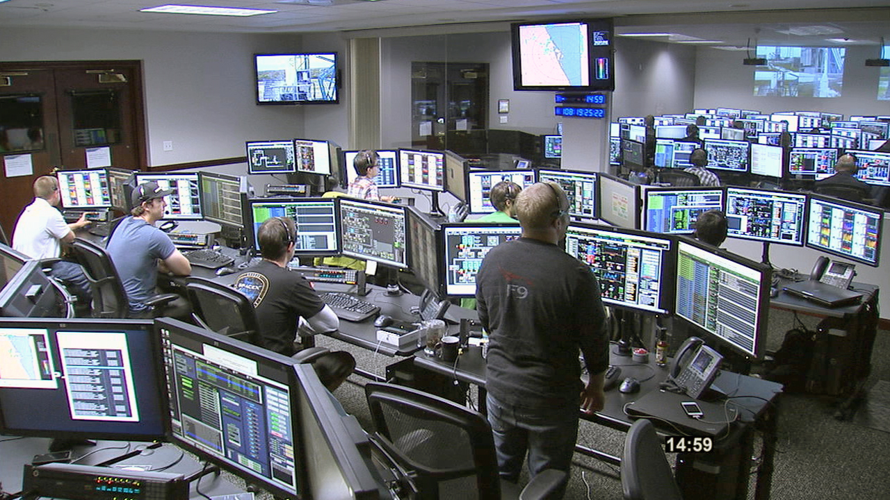 spacex launch control center - photo #12