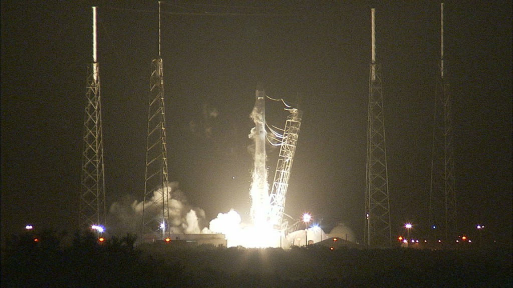 spacexcrs4-launch