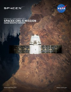 SpaceXCRS5-presskitfront