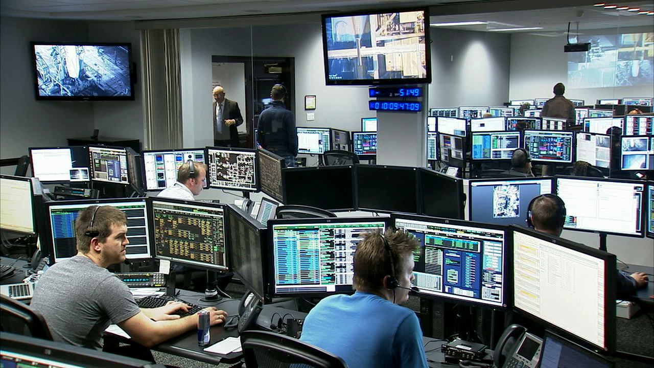spacex launch control center - photo #8
