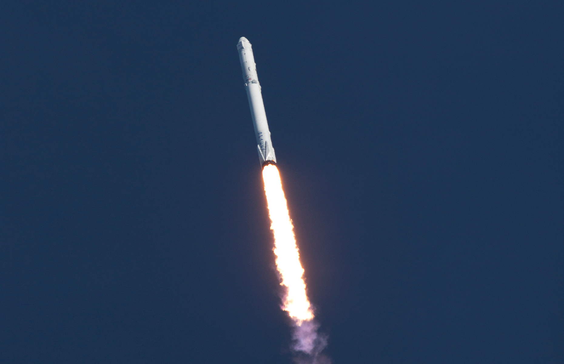 Dragon is Healthy, Beginning Pursuit of ISS | SpaceX