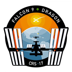 CRS-17 is SpaceX's 17th Commercial Resupply Services Mission to the International Space Station. It will launch from from Space Launch Complex 40 at Cape Canaveral Air Force Station no earlier than Friday, May 3.