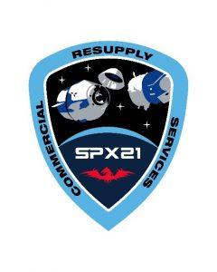 CRS-21 logo