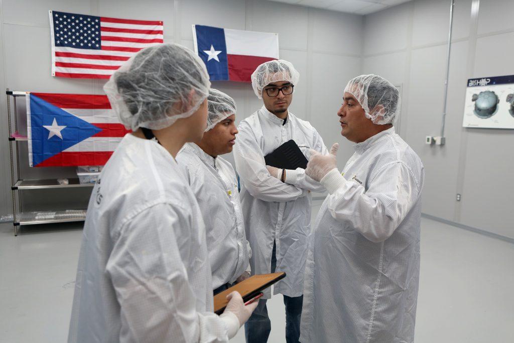 Puerto Rico CubeSat NanoRocks-2