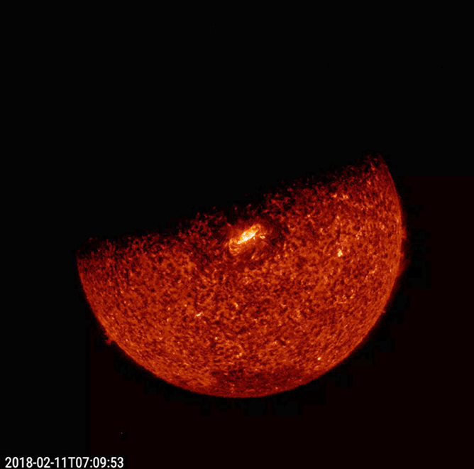 When Earth and the Moon Block SDO's View of the Sun – The ...