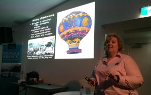 Balloon Program presentation