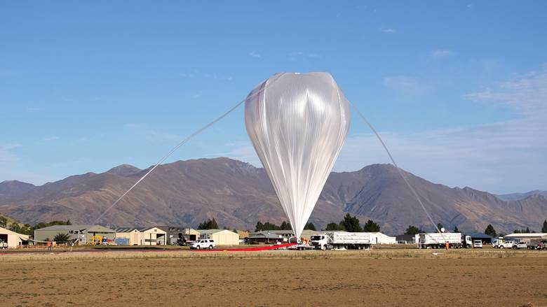 Super pressure balloon launch: Wanaka 2015