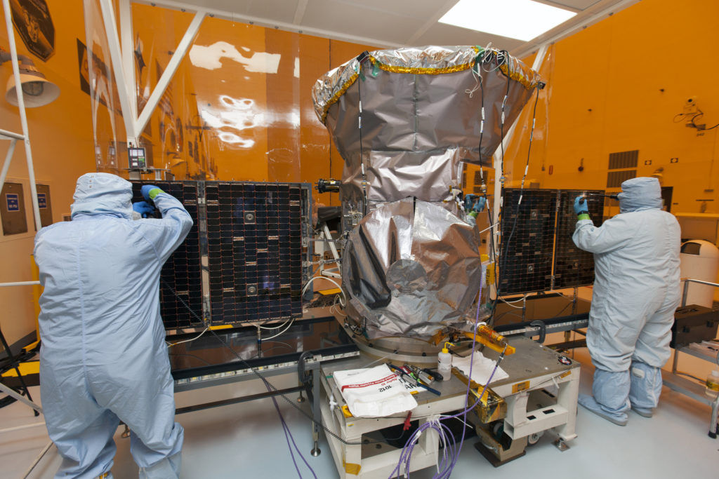 NASA's Transiting Exoplanet Satellite Takes Off From Cape Canaveral After Delay