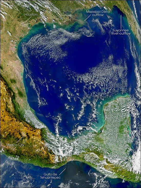 Intracoastal Waterway – Sailing With NASA