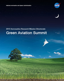 Green Aviation poster