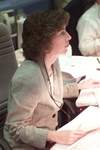 Ellen Ochoa as Capcom