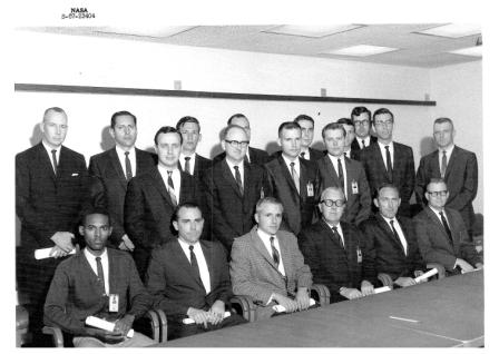 Gene Kranz's School for Young Gentlemen circa 1967