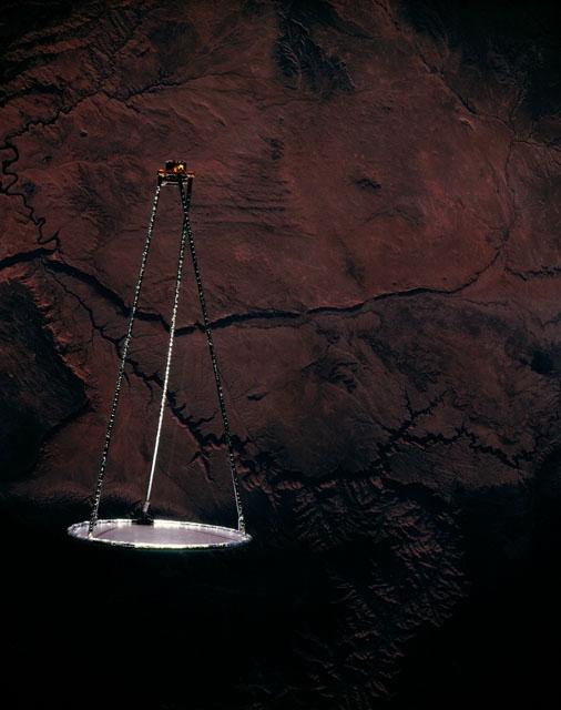 IAE & Spartan over the Grand Canyon