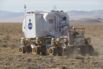 Small Pressurized Rover