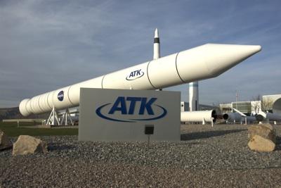ATK Test Facility, Promontory, Utah