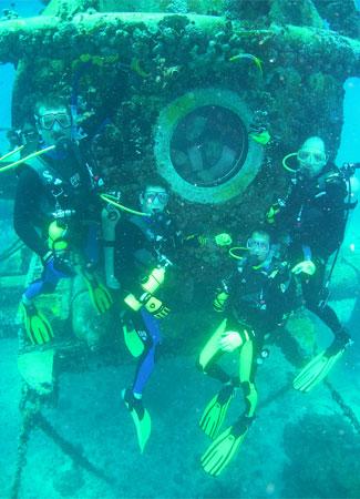 NEEMO 14 Crew