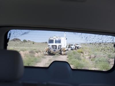 SEV caravan
